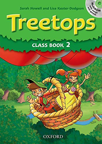 9780194150088: Treetops : Class Book 2 (1C�d�rom)