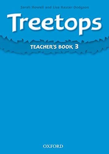 9780194150118: Treetops 3: Teacher's Book