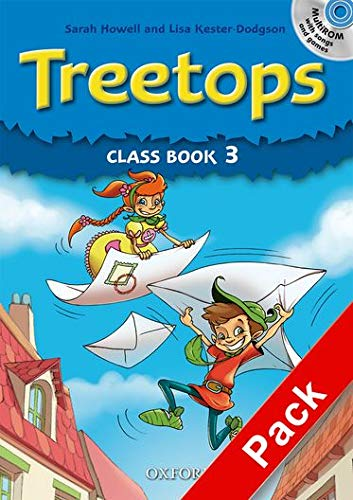 9780194150132: Treetops: 3: Class Book Pack