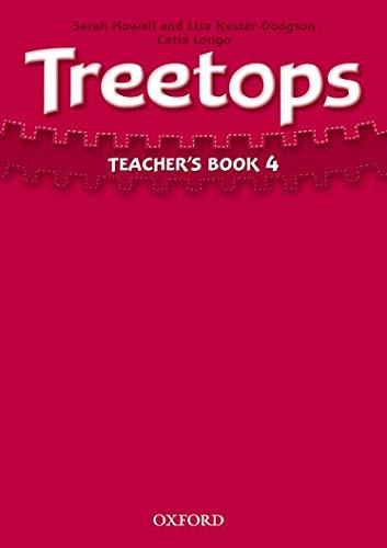 9780194150163: Treetops 4: Teacher's Book