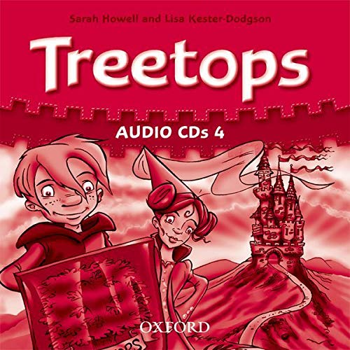 9780194150170: Treetops 4: Class Audio CDs (2)