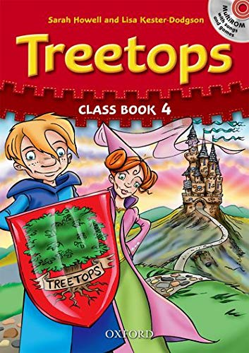 9780194150187: Treetops: 4: Class Book Pack