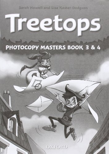 9780194150262: Treetops: 3-4: Teacher's Resource Pack