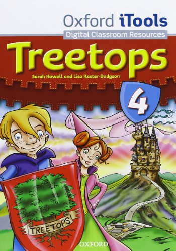 9780194150347: Treetops 4: iTools