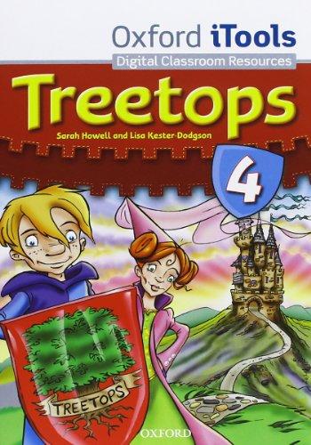 9780194150347: Treetops: 4: iTools: 4
