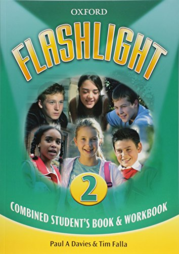 9780194153065: Flashlight 2: Combined Student's Book and Workbook