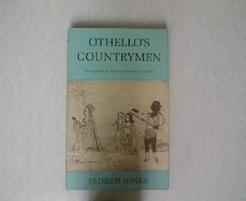 9780194167314: Othello's Countrymen: The African in English Renaissance Drama