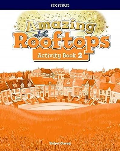 9780194167406: Amazing Rooftops 2. Activity Book