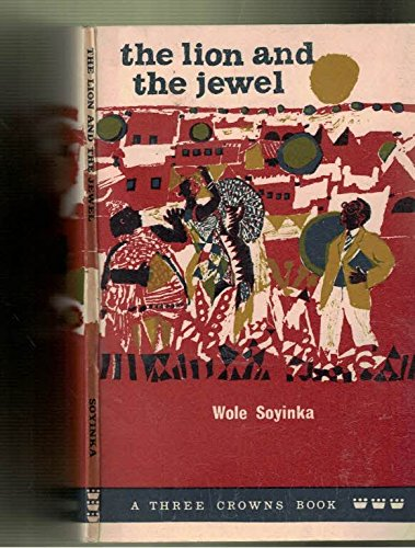 9780194185035: The Lion and the Jewel