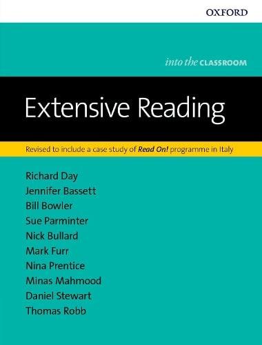 9780194200363: Extensive Reading