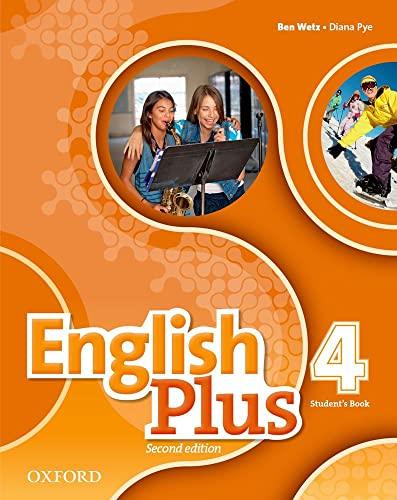 ENGLISH PLUS 4 SB 2ED