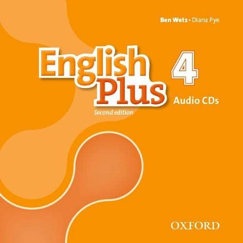 9780194201872: English Plus 4 Class