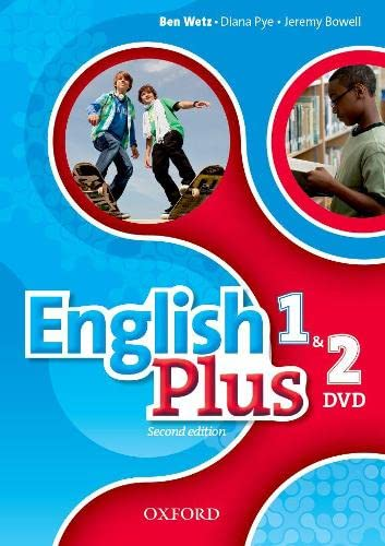 9780194201964: English Plus: Levels 1 and 2. DVD [Alemania]