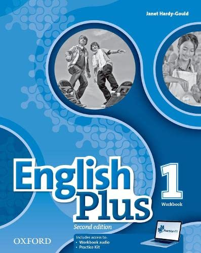 9780194202190: English Plus: Level 1: Workbook with access to Practice Kit