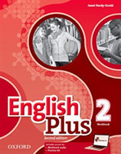 9780194202244: English Plus: Level 2: Workbook with access to Practice Kit