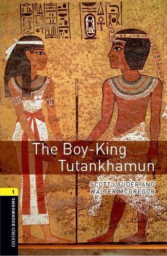 THE BOY-KING TUTANKHAMUN OBW 1