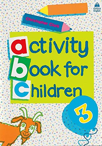 9780194218320: Oxford Activity Books for Children: Book 3: Bk. 3 - 9780194218320
