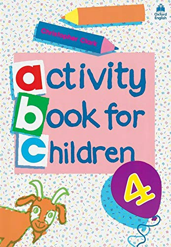9780194218337: Oxford Activity Books for Children: Book 4: Bk. 4