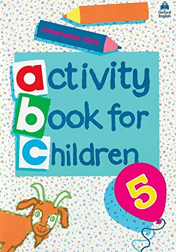 9780194218344: Oxford Activity Books for Children: Book 5: Bk. 5