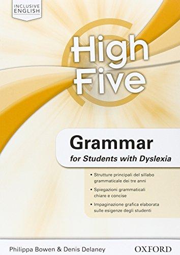9780194223720: High Five Classe 1-2-3. Grammar Per Dsa
