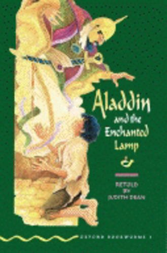 9780194227643: Aladdin and the Enchanted Lamp (Oxford Bookworms, Green)