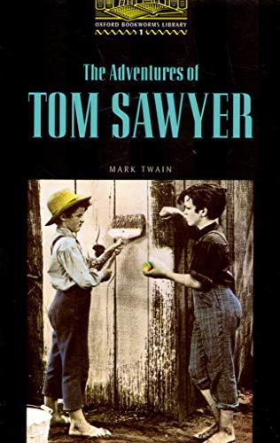 9780194229364: OBWL1: Adventures of Tom Sawyer: Level 1: 400 Word Vocabulary (Oxford Bookworms)