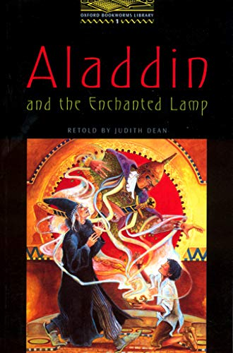 9780194229371: The Oxford Bookworms Library: Stage 1: 400 Headwords Aladdin and the Enchanted Lamp