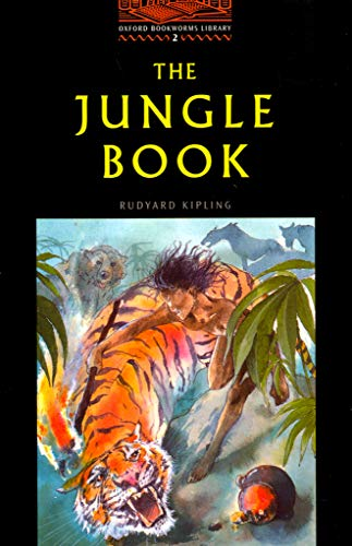 9780194229777: The Jungle Book (Oxford Bookworms Library, Level 2)