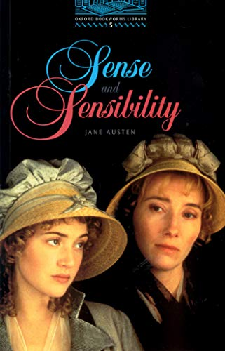 9780194230735: Oxford Bookworms Library Level 5 Sense and Sensibility