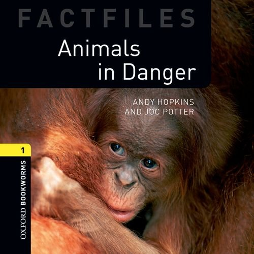 9780194233712: Oxford Bookworms Library: Stage 1: Animals in Danger Audio CD