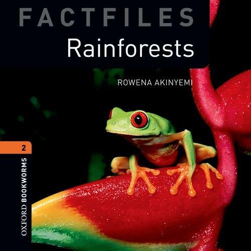 9780194233828: Rainforests: 700 Headwords (Oxford Bookworms ELT)