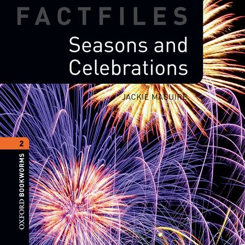 9780194233842: Oxford Bookworms Library: Stage 2: Seasons and Celebrations Audio CD: 700 Headwords (Oxford Bookworms ELT)