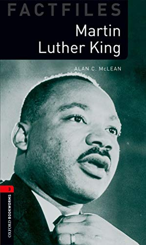 9780194233934: Martin Luther King (The Oxford Bookworms Library Factfiles)