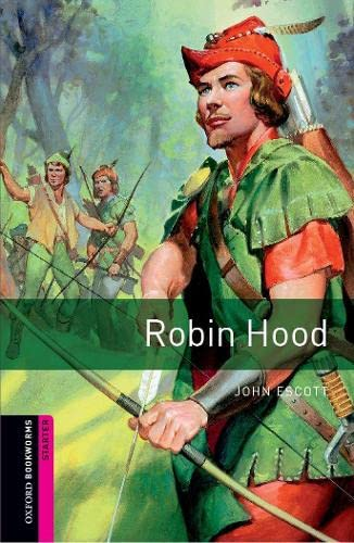9780194234160: Oxford Bookworms Library: Robin Hood: Starter: 250-Word Vocabulary