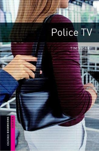 9780194234252: Oxford Bookworms Library: Starter: Police TV