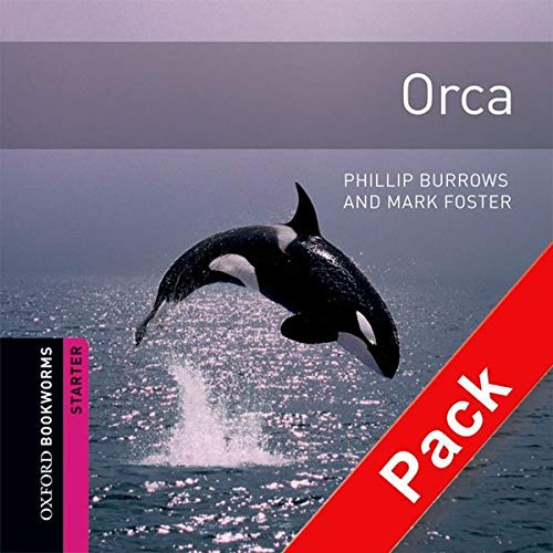 9780194234474: Oxford Bookworms Library: Oxford Bookworms. Starter: Orca CD Pack Edition 08: 250 Headwords