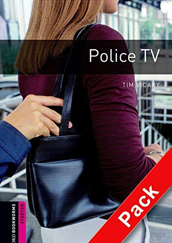 9780194234498: Oxford Bookworms Library: Starter Level: Police: Oxford Bookworms Library: Starter Level:: Police TV audio CD pack 250 Headwords (Oxford Bookworms ELT)