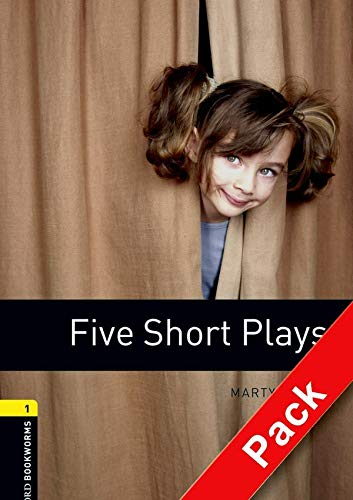 9780194235129: Oxford Bookworms Library: Level 1:: Five Short Plays audio CD pack (Oxford Bookworms ELT)