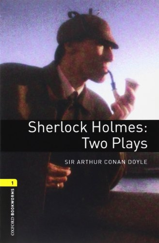 9780194235150: Sherlock Holmes two plays. Oxford bookworms library. Livello 1. Con CD Audio