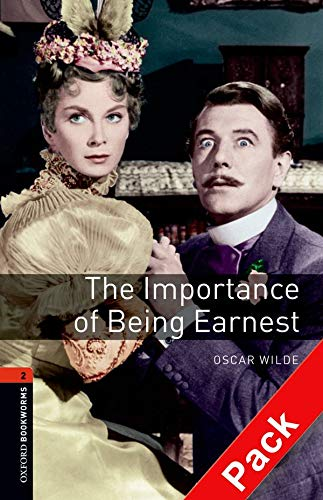 9780194235303: Oxford Bookworms Library: Level 2: The Importance of Being Earnest Playscript: Oxford Bookworms Library: Level 2:: The Importance of Being Earnest CD pack 700 Headwords (Oxford Bookworms ELT)