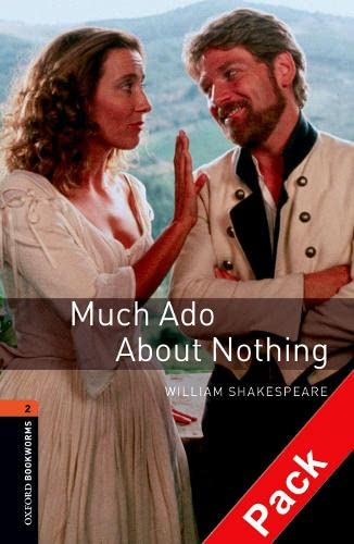 9780194235310: Oxford Bookworms Library: Oxford Bookworms 2. Much Ado about Nothing CD Pack: 700 Headwords