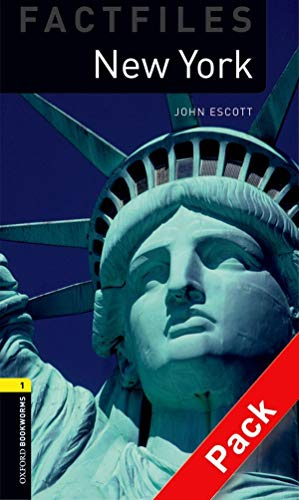 9780194235822: Oxford Bookworms Factfiles: New York CD Pack: Level 1: 400-Word Vocabulary (Oxford Bookworms Library: Factfiles, Stage 1)