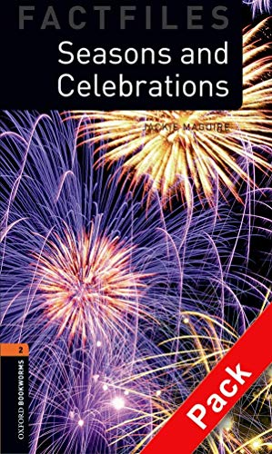 9780194235884: Oxford Bookworms Library Factfiles: Level 2:: Seasons and Celebrations audio CD pack