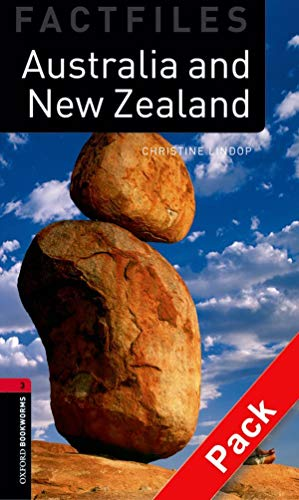 9780194235914: Oxford Bookworms Library Factfiles: Level 3:: Australia and New Zealand audio CD pack (Oxford Bookworms ELT)