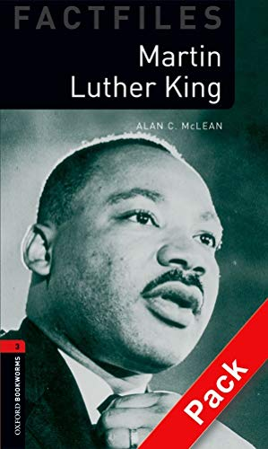 9780194235976: Oxford Bookworms Factfiles: Martin Luther King CD Pack (double CD Pack): Level 3: 1000-Word Vocabulary (Oxford Bookworms Library: Factfiles, Stage 3)