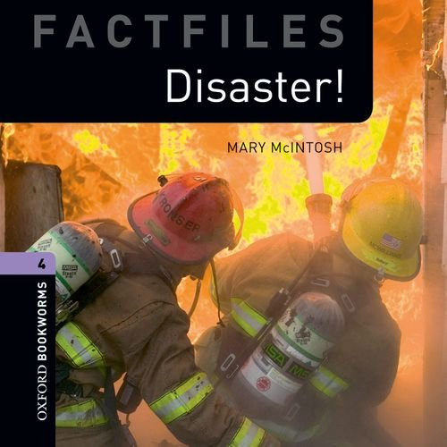 9780194236041: Oxford Bookworms Library: Stage 4: Disaster! Audio CDs (2): 1400 Headwords (Oxford Bookworms ELT)
