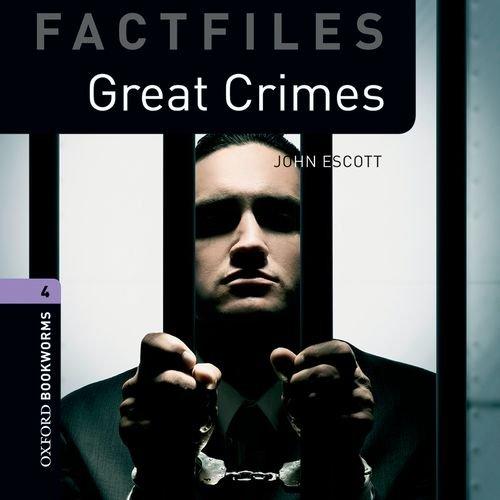 9780194236072: Great Crimes: 1400 Headwords (Oxford Bookworms ELT)