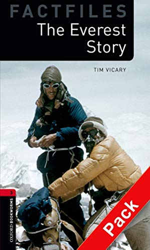 9780194236461: Oxford Bookworms Library Factfiles: Oxford Bookworms 3. The Everest Story CD Pack