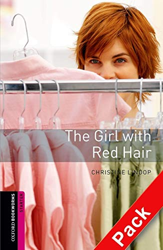 9780194236591: The girl with red hair. Oxford bookworms library. Livello starter. Con CD Audio