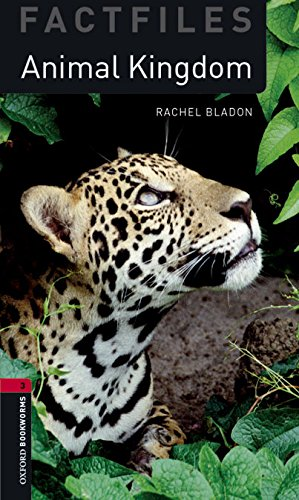 9780194236669: Oxford Bookworms Library Factfiles: Level 3:: Animal Kingdom audio CD pack